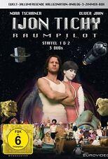 3 DVDs *  IJON TICHY: RAUMPILOT - STAFFEL 1 + 2  # NEU OVP %