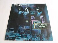 The Supremes Sing Rodgers & Hart LP 1967 Motown Mono Vinyl Record