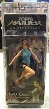 Tomb Raider Lara Croft Anniversary Action Figure Neca Statue Player Select @