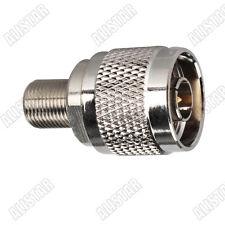 N-F type N male plug to F female jack RF connector adapter