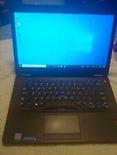 """Dell Latitude E7470 14"""" Laptop Core i7-6650U 2.2GHz - 16GB - 256GB SSD w/ Win 10"""