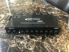 New listing Arc Audio Keq7 Equalizer 7 Band Open Box Competition Hard To Find Old School