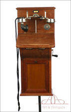Antique Ericsson Wall Telephone. Sweden, Circa 1910