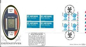 GB 2003 Worldwide retail booklet Benham FDC