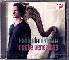 Xavier de Maistre: Notte Veneziana Vivaldi Marcello Albinoni Alvars Pescetti CD