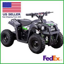 Electric Atv Mini Kids MotoTec 500w Monster 4 Wheel 36v Battery 13 inch Tires Us