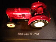 Hachette Tractors - Zetor Super 50 - 1962