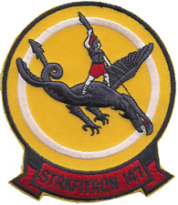 Strike Fighter Squadron 147 VFA-147 United States Navy USN Embroidered Patch