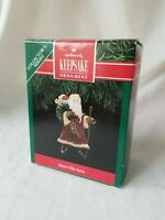 Hallmark Keepsake Ornament - Merry Olde Santa 1991