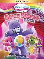 Care Bears: Belly Badge Rock (DVD, 2014)