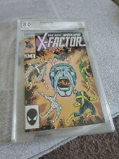 X-FACTOR #6 PGX 8.0 Signed by Stan Lee