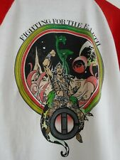 Warrior Fighting For The Earth Vintage 1985 Concert Jersey