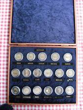 17 X 2 EURO 50 Jahre Römische Verträge der 13 EU Länder 2007
