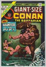 L4853: Giant-Size Conan #2, NM/M Condition