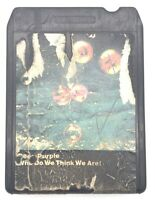 Deep Purple Who Do You Think We Are 8 Track Tape 1973 WB M8 2678