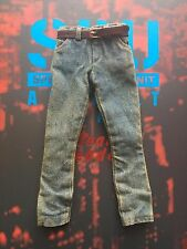 DAMTOYS SDU Assault Team Leader Blue Jeans & Belt loose 1/6th scale