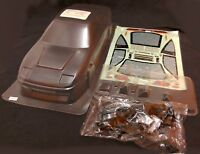 1/10 RC Car PC Clear Body Shell 195mm Nissan S13 180SX Drift On Road Touring