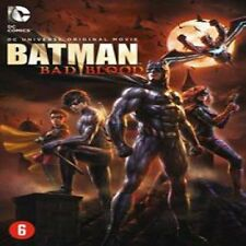 BATMAN : BAD BLOOD (DC Animated Movie) - DVD - New & sealed PAL Region 2
