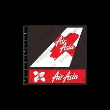 AirAsia Logo Sticker (Size 9 cm x 9 cm)