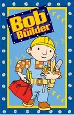 Bob the Builder Working KIDS FLOOR RUG 150 x 100 cm