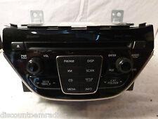 13 2013  Hyundai Genesis Radio Cd Player Mp3 Player 96180-2M117YHG