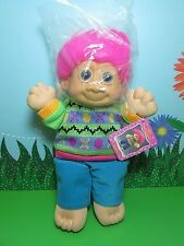 "BENNIE - 11"" Russ Troll Kidz - NEW WITH HANG TAG - Very Rare"
