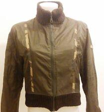 Abbigliamento MODA donna GIUBBINO giacca militare offerta OCCASIONE