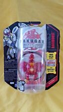 Bakugan Pyrus ARANAUT Red Gundalian Invaders Bakuboost Bakucore NEW Sealed