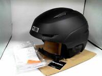 "Giro NEO Adult Unisex Sports Helmet Matte Black Size LARGE (23-24.25"")"