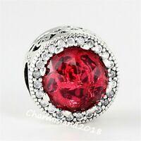 Authentic Pandora Charm 792140 Silver 925 ALE Disney Belle's Radiant Rose Bead