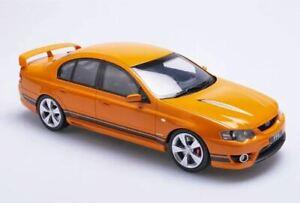 Biante 1/18 FPV (Ford Performance Vehicles) BF GT Mk II Octane Orange L/E MiB