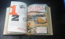 Mecánica popular, segundo semestre del año 1955 (completo). VV.AA.