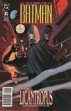 LE LEGGENDE DI BATMAN #11 - LICANTROPUS - PLAY PRESS