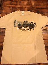 Nwot Counting Crows Hard Candy Tour Rock Concert Shirt Sz L Vtg Rare Rock 2002