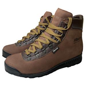 Vintage Raichle Mountaineering Boots Made in Switzerland Size 10 Vibram Sole VTG