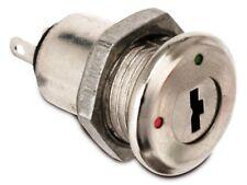 Schlüsselschalter mit 2 Schlüssel / 15x24 mm