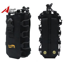 Tactical Molle Water Bottle Pouch Holder Carrier Bag Canteen Cover For 500ml-2L