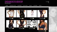 Dessous Shop - kein PA-API-Schlüssel mehr nötig - 629 Artikel - Amazon Affiliate