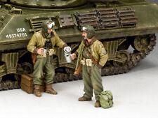 King and country Segunda Guerra Mundial US Tanque tripulaciones Set #1 d día DD280