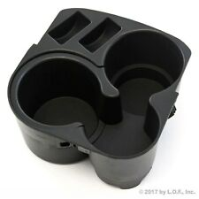 2007-2012 fits Nissan Altima Center Console Cup Holder w Insert Drink Black New