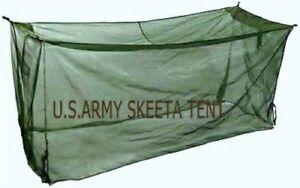 U S Army Skeeta-Tent (Black Bag)