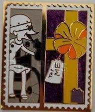 Disney Pin 82776 Trading Stamp Mystery NBC Present Dr. Finkelstein Nightmare