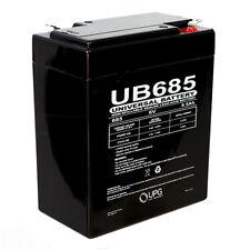 UPG Gell Cell 6V 8.5Ah Sealed Lead Acid Battery