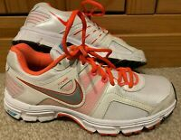 White & Coral Pink Nike Air Max Retaliate 2 Flywire Women's Trainers - UK Size 4