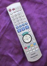 Original Panasonic EUR7659YN0 TV DVD Fernbedienung getestet und funktionsfähig