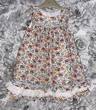 Girls Age 3-4 Years - Beautiful Laura Ashley Summer Dress