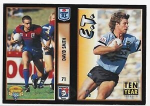 1994 Rugby League Series 2 Dynamic Marketing twin promo card (71/193)