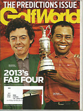Golf World January 14 2013 The Predictions Issue/Fab Four