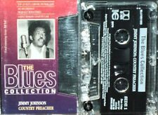 BLUES COLLECTION 83 JIMMY JOHNSON COUNTRY PREACHER CASSETTE