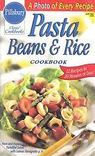 PASTA, BEANS & RICE PILLSBURY COOKBOOK APRIL, 1997 #194 SOUPS, SALADS, SIDES